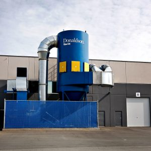 Dust Collector Installation - Industrial Equipment Installation | AIRPLUS Industrial