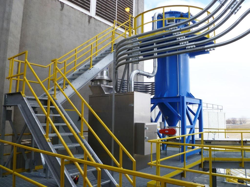 DuraVac Central Industrial Vacuum System - Industrial Vacuum Cleaners | AIRPLUS Industrial
