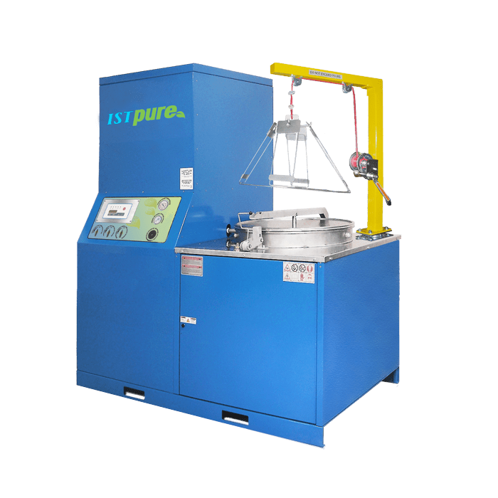 ISTpure Large Capacity Solvent Recycler | AIRPLUS Industrial