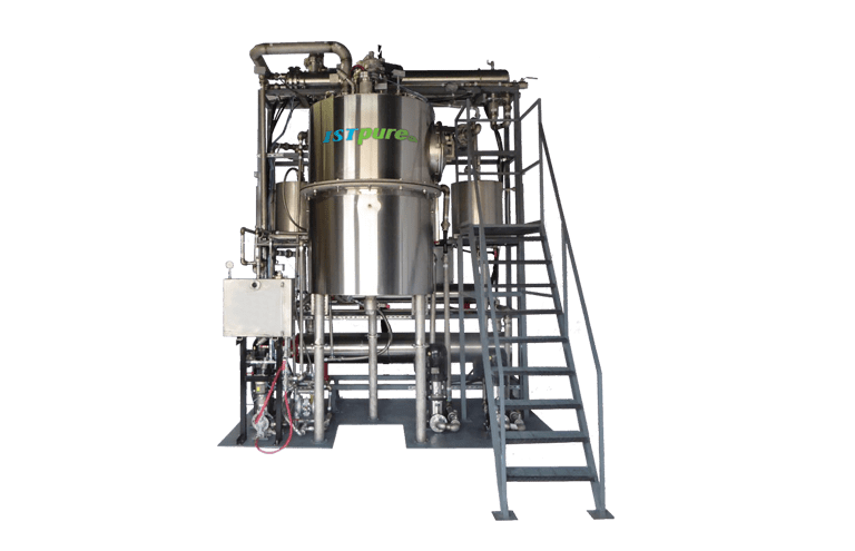 Continuous Flow Solvent Recyclers | AIRPLUS Industrial