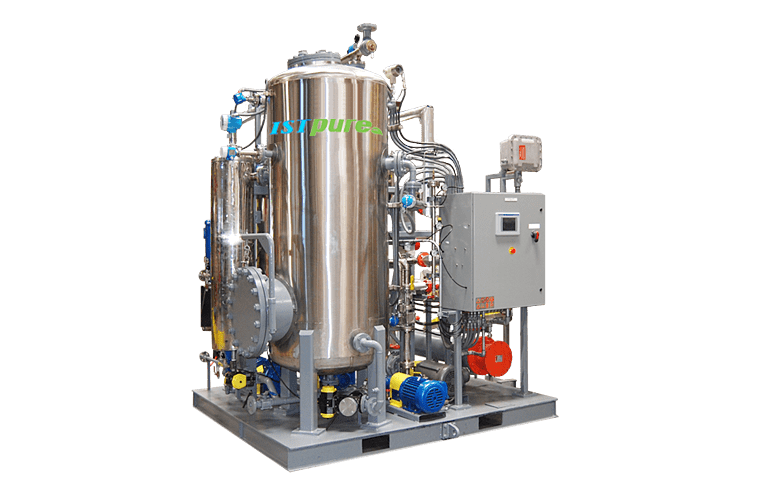 Customized Distillation Columns - Solvent & Chemical Recycling | AIRPLUS Industries