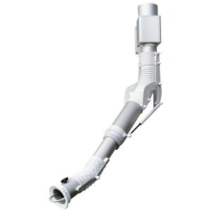 MiniTEX Extraction Arm - Extraction Arms for Labs   AIRPLUS Industries