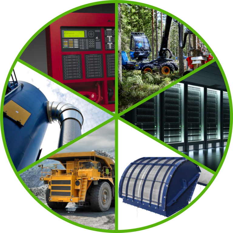Fire & Explosion Mitigation Solutions | AIRPLUS Industrial