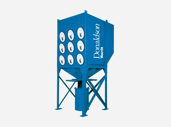 Donaldson Cartridge Dust Collector - Downflo Oval | AIRPLUS Industrial