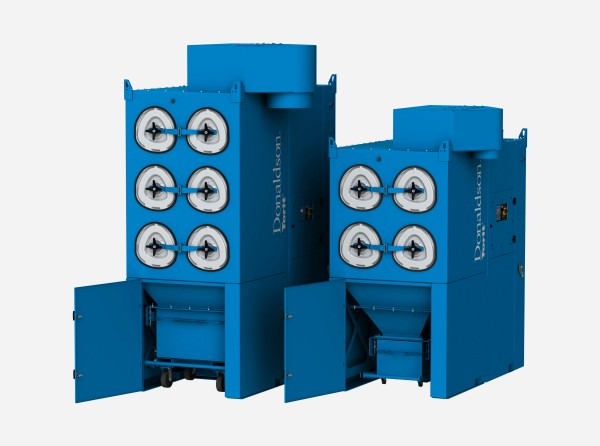 Donaldson Cartridge Dust Collector - Packaged Downflo Evolution | AIRPLUS Industrial