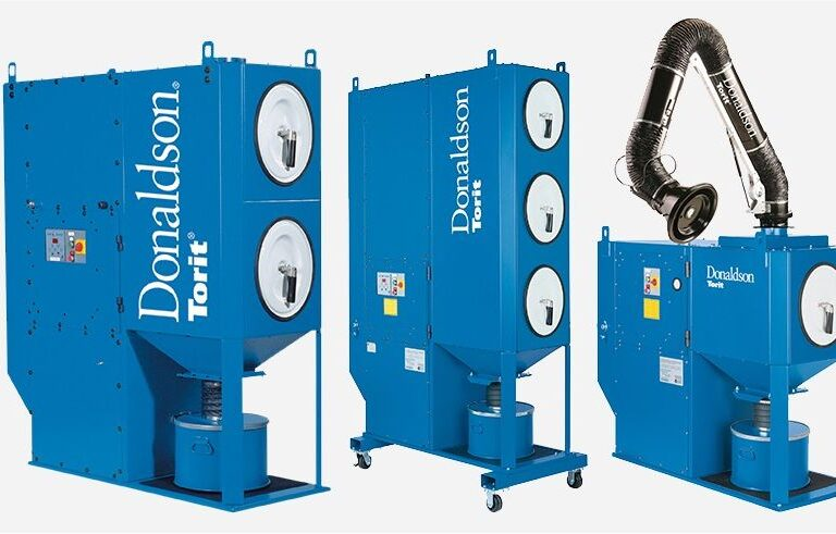 Donaldson Downflo Oval dust collector   AIRPLUS Industrial