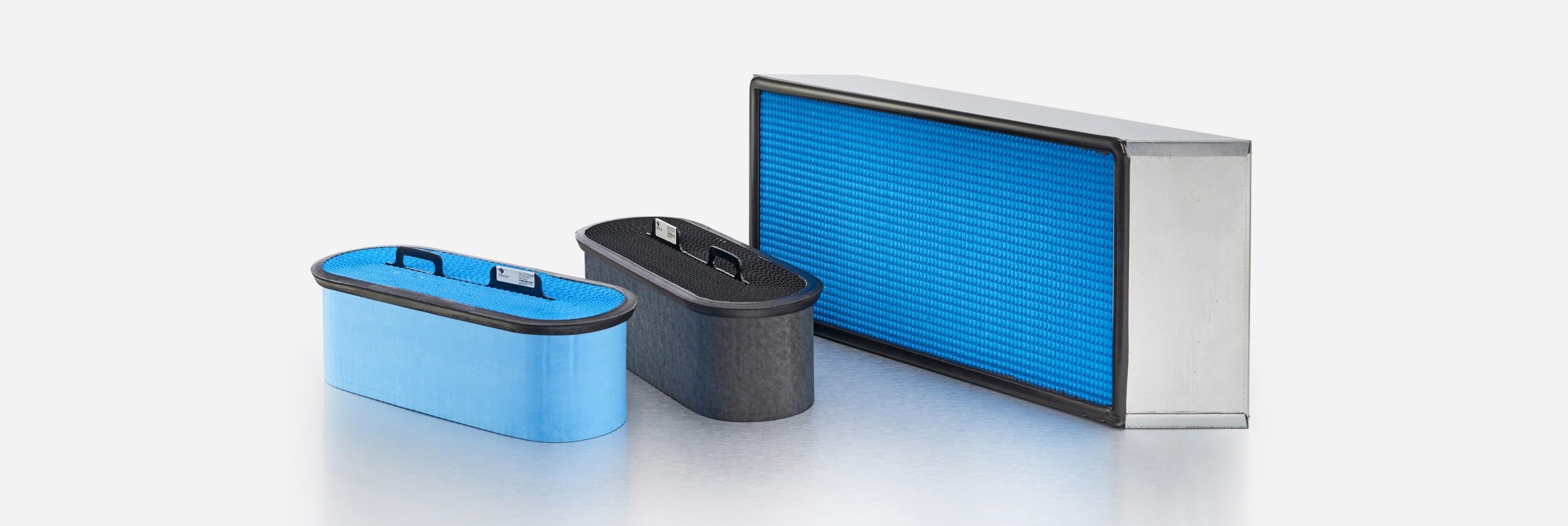 PowerCore filter packs | AIRPLUS Industrial