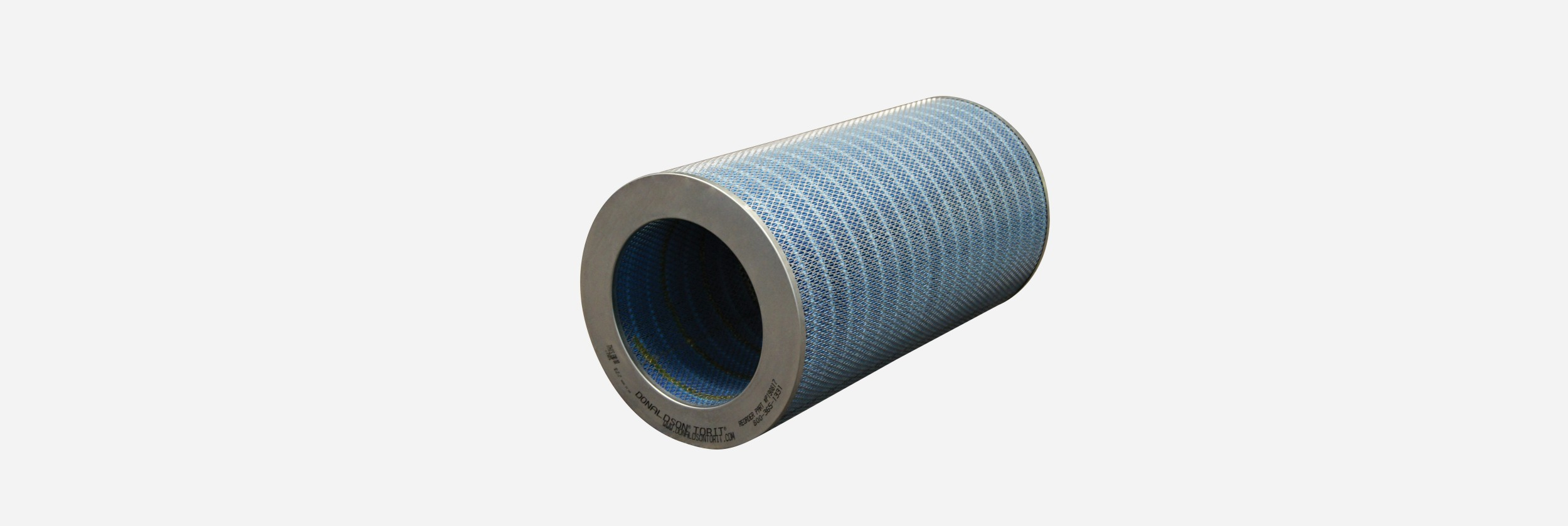 Donaldson Thermo Web Filters Hero Image | AIRPLUS Industrial