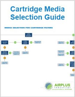 Donaldson Cartridge Media Selection Guide download icon | AIRPLUS Industrial