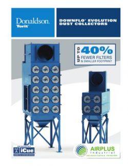Donaldson Downflo Evolution brochure download icon   AIRPLUS Industrial