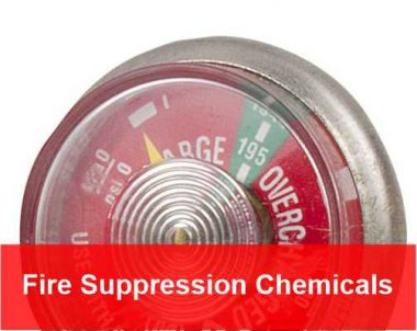 Firetrace fire suppression gauge | AIRPLUS Industrial