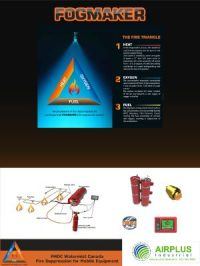 Fogmaker Triple Action Against Fire download brochure icon | AIRPLUS Industrial