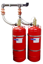 SEVO™ 1230 FORCE500™ Clean Agent Fire Suppression System | AIRPLUS Industrial