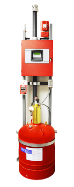MCV (Modular / Cylinder / Valve Assembly) Series is an integrated Clean Agent Fire Suppression System | AIRPLUS Industrial
