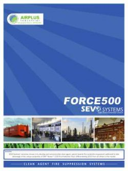 SEVO FORCE500 brochure download icon | AIRPLUS Industrial
